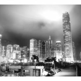 hongkong_bw