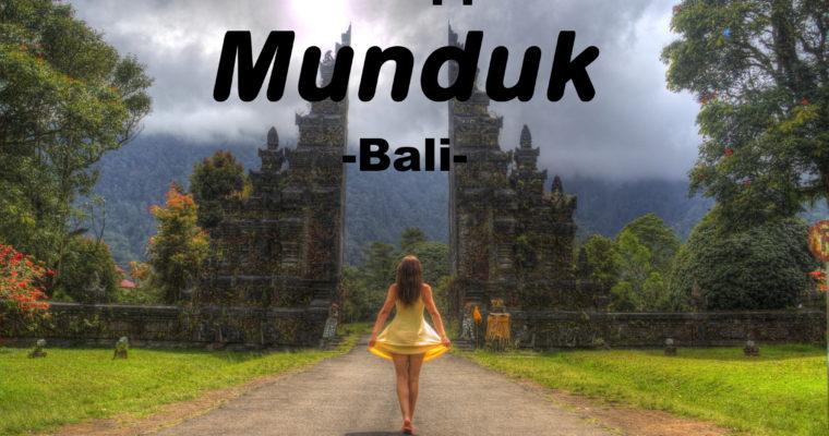 6 Reisetipps für Munduk, Bali
